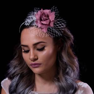 Scarlett Vintage Bridal Headwear